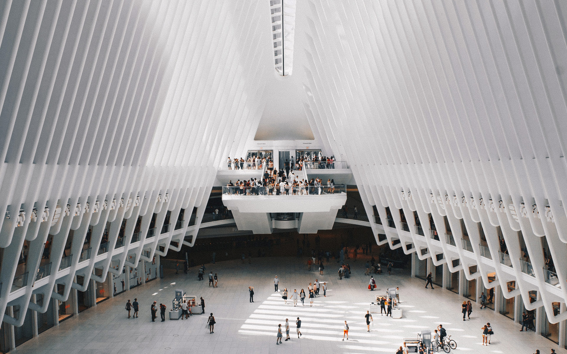 Standout Image - World Trade Centre Oculus