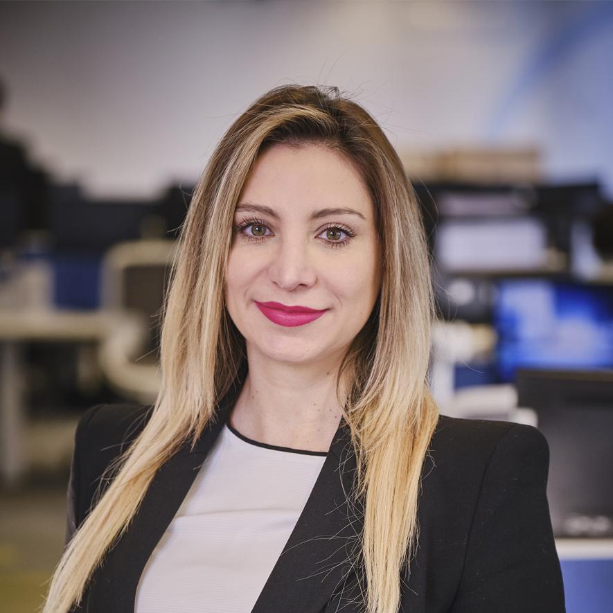 Vicky Carathanassis